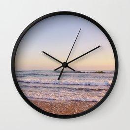 San O Wall Clock