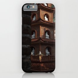 Perfect Temple iPhone Case