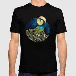 Golden Peacock T-shirt