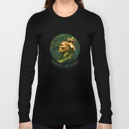 First Peoples Power - woodland indian Long Sleeve T-shirt