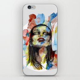 """""""Mirabelle"""" by carographic iPhone Skin"""