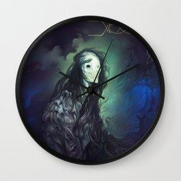 Loreln'widu Wall Clock