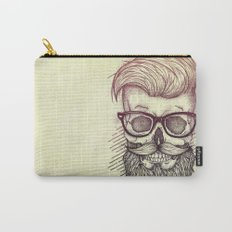 Hipster is Dead Carry-All Pouch