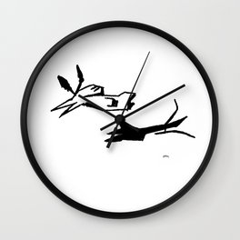Both Wall Clock