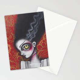 Waiting for Frankenstein Stationery Cards