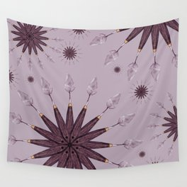 ethnic snowflake Wall Tapestry