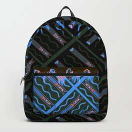 Earth, Wind and Fire. Backpack