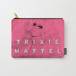 (Pink) Trixie Mattel - AS3 Carry-All Pouch