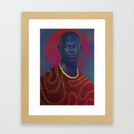 Ahad Framed Art Print
