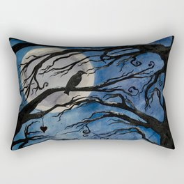 Forest of silence Rectangular Pillow