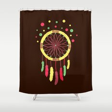 Sweet Dreams are Made of This Shower Curtain