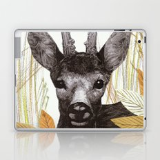 among the leaves (morning) Laptop & iPad Skin