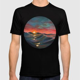Before The Night Storm T-shirt