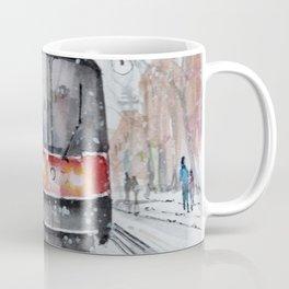 The 501 Neville Park Streetcar Coffee Mug