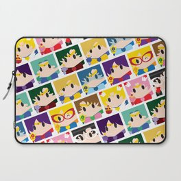 In the Name of the Moon... Laptop Sleeve