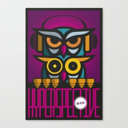 Hyperspective Canvas Print