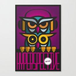 Hyperspective Canvas Print