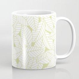 Leaves in Fern Coffee Mug