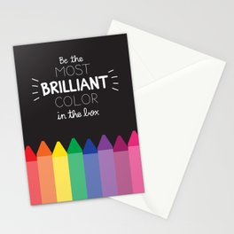 Most Brilliant Color Stationery Cards
