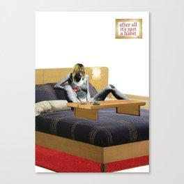 Habits / Smack Canvas Print