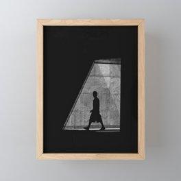 Underpass Framed Mini Art Print
