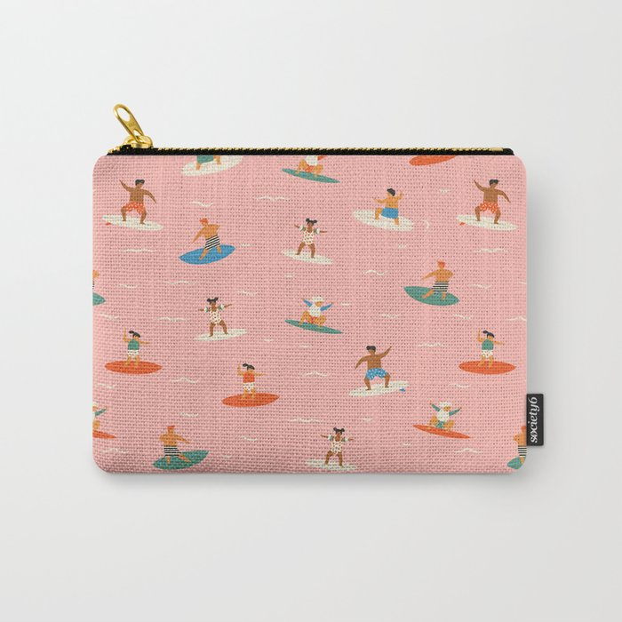 Surf kids Carry-All Pouch