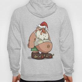 Grumpy Santa Hoody