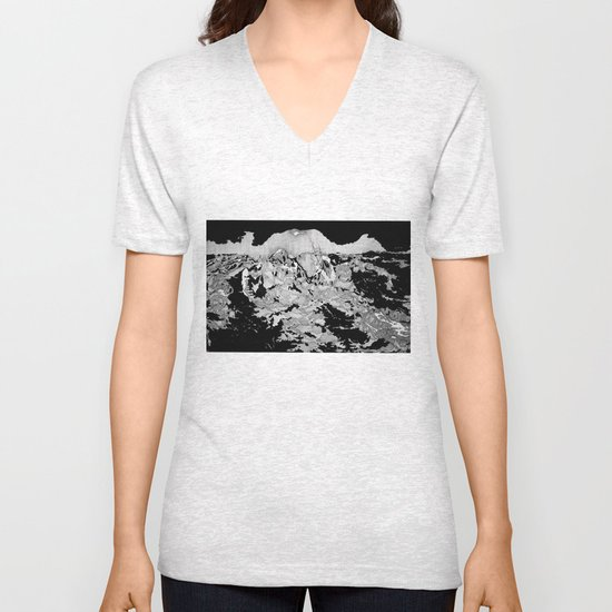 Swallowed By The Sea Unisex V-Neck