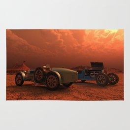 Desert Racer Rug
