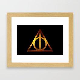 HARRY POTTER II Framed Art Print