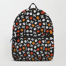 Skulls and bones Backpack