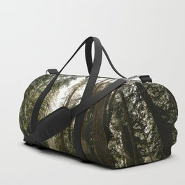 Redwood Forest Adventure III - Nature Photography Duffle Bag