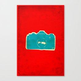 Cam-on Photo Canvas Print