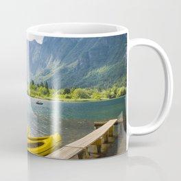Bled lake, Slovenia Coffee Mug