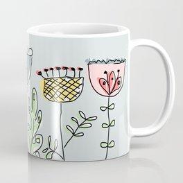 Summer flower meadow Coffee Mug