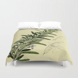 Botanical Rosemary Duvet Cover