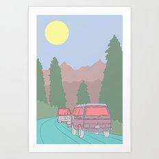 Arte N° 22 Art Print