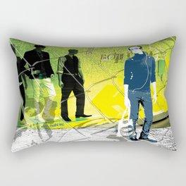 mod shop Rectangular Pillow
