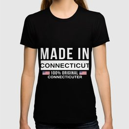 Made In Connecticut T-shirt