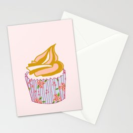 Cute as a cupcake! Stationery Cards
