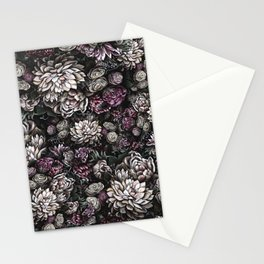 florals galore Stationery Cards