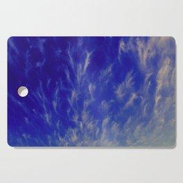 sky pattern Cutting Board