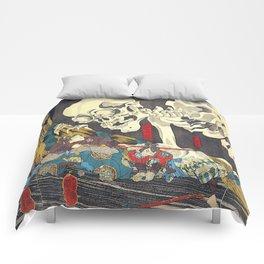 Utagawa Kuniyoshi Takiyasha The Witch Comforters