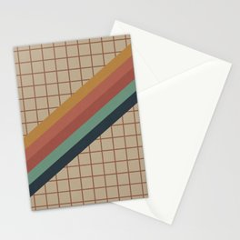Old Video Cassette Palette Stationery Cards