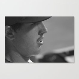 Derek Holland Canvas Print