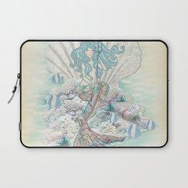 Anais Nin Mermaid [vintage inspired] Art Print Laptop Sleeve