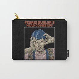 Ferris Bueller's Head Comes Off Carry-All Pouch