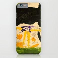 Black Rain Slim Case iPhone 6s