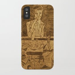mind at work  iPhone Case
