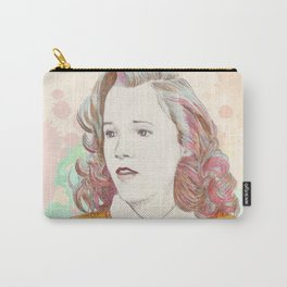 Lorraine Baines - Secondary character? Never! Carry-All Pouch